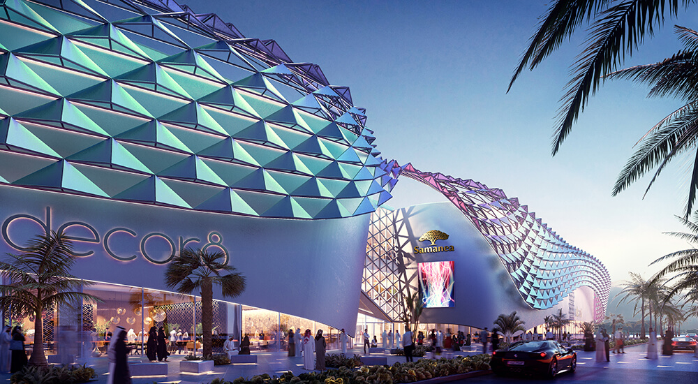 Samanea Dubai Market